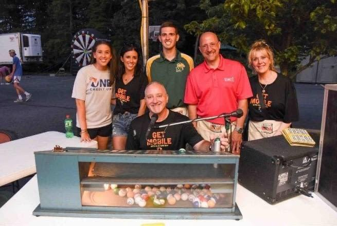 NET Credit Union Volunteers at St. Joseph's Center Summer Festival