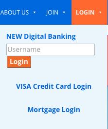 Digital Banking Login