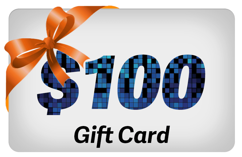 $100 giftcard