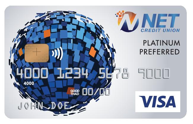 Visa card Platinum Rewards Card