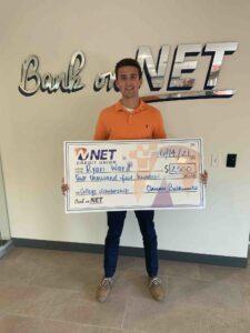 Ryan Ward, College Scholarship Winner