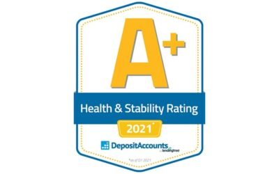 NET CREDIT UNION RECOGNIZED BY DEPOSITACCOUNTS.COM AS TOP 200 HEALTHIEST CREDIT UNIONS 2021